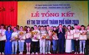 Tổng kết Kỳ thi tay nghề TP Hà Nội 2019: HHT giành giải Nhất toàn đoàn