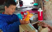 Cậu bé 10 tuổi sống cô độc trong rừng ở Tuyên Quang đón Tết thế nào?