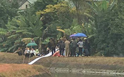 Quảng Ninh: Đến nhà ông ăn tất niên, hai cháu nhỏ tử vong dưới mương nước sau nhà