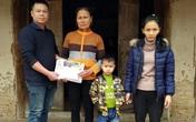 Tết ấm về với bà mẹ đơn thân bị ung thư ở Bắc Giang