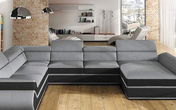Làm mới phòng khách bằng ghế sofa giường