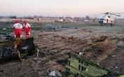 Toàn bộ hành khách tử nạn trong vụ máy bay chở hơn 180 người rơi ở Iran