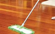 Mẹo làm sạch những vết bẩn cứng đầu và tăng độ bóng cho sàn gỗ để đón Tết