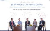 Pfizer Upjohn hỗ trợ Hội Tim mạch học Việt Nam tổ chức Hội nghị Bệnh không lây nhiễm, hướng đến giải pháp tích hợp giúp quản trị bệnh hiệu quả