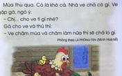 Phụ huynh than nhiều truyện trong Tiếng Việt 1 không rõ tính giáo dục