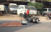 Hà Nội: Tai nạn thương tâm, một người đàn ông tử vong ngay trước cổng nghĩa trang Văn Điển