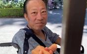 Nhạc sĩ Lê Quang lạc quan sau khi cắt một bàn chân