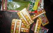 """Kẹo thuốc lá giá rẻ ngoài cổng trường """"tấn công"""" học sinh Hà Nội"""