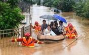 Bộ Y tế xuất cấp 4,2 triệu viên sát khuẩn nước cho 6 tỉnh, thành miền Trung bị lũ lụt