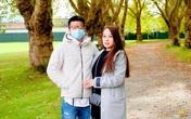 Đôi nhân tình Việt kiều vượt nỗi đau bị tạt axit