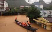 Quảng Bình: Vẫn còn hơn 100 ngàn ngôi nhà ngập trong nước lũ