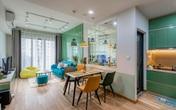 Căn hộ chỉ 69m² nhưng thu hút mọi ánh nhìn với chi phí thi công 180 triệu đồng ở Sài Gòn