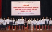 184 học sinh Hà Nội sẽ tham dự kỳ thi học sinh giỏi quốc gia