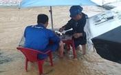 Xót xa hình ảnh hoang tàn của người dân Quảng Ngãi khi mắt bão đi qua