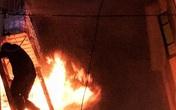 Cháy nhà trong hẻm ở TP.HCM, một người chết