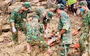 Sạt lở ở Nam Trà My: Tìm thấy thêm 2 thi thể, lật tung từng viên gạch tìm kiếm nạn nhân mất tích