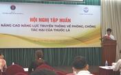 Hội nghị tập huấn nâng cao năng lực truyền thông về phòng, chống tác hại của thuốc lá