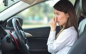 Dùng nước hoa trong ô tô để khử mùi nhất định bạn phải biết điều này