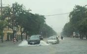 Thông tin về đợt mưa rất to ở miền Trung