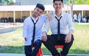 Đại học Y dược Thái Bình miễn học phí cho nam sinh 10 năm cõng bạn đi học