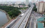 Cầu vượt thấp qua hồ Linh Đàm chính thức thông xe khiến hàng vạn dân vui mừng
