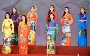 NTK Hoàng Ly đưa Hà Nội ngàn năm lên áo dài