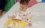 Sức khoẻ bé 1 tuổi đã ung thư bàng quang giờ ra sao?