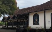 Chiêm ngưỡng vẻ đẹp nhà thờ gỗ hơn 100 tuổi ở Kon Tum