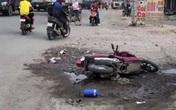 Nữ công nhân bị xe bồn cán tử vong trên đường đến công ty