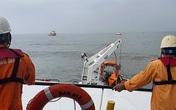 Thi thể thuyền trưởng dạt vào bờ sau 4 ngày tàu bị chìm