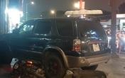 Tài xế lái ô tô đâm liên hoàn nhiều xe máy làm 4 người bị thương ở Sài Gòn khai do đạp nhầm chân ga