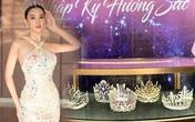 """Cận cảnh chiếc vương miện của Hoa hậu Việt Nam 2020 với những con số gây """"choáng"""""""