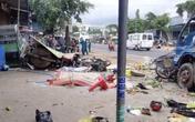 Tài xế ô tô cố tình tông vào hàng loạt xe khác để giảm tốc gây tai nạn kinh hoàng, 10 người thương vong
