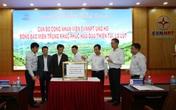 Tổng công ty Truyền tải điện quốc gia chung tay giúp nhân dân các tỉnh miền Trung khắc phục hậu quả do mưa lũ