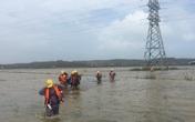 Tổng công ty Truyền tải điện Quốc gia khắc phục sự cố lưới điện 110kV sau bão số 9 tại Quảng Ngãi