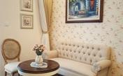Chi 60 triệu đồng, vợ chồng trẻ Sài Gòn biến phòng khách tẻ nhạt trong căn hộ thành không gian đẹp như trong tạp chí