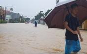 Người mẹ 29 tuổi chết đuối thương tâm khi chở con qua dòng nước lũ