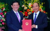 Thủ tướng trao Quyết định Bổ nhiệm chức danh Bộ trưởng Bộ Y tế cho GS.TS Nguyễn Thanh Long
