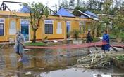 Ảnh: Thiệt hại ban đầu do bão số 13 ở Thừa Thiên - Huế
