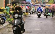 Đón không khí lạnh mạnh, Hà Nội mưa rét cả ngày