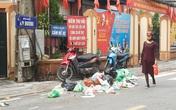 Hà Nội: Người dân phố An Dương khốn khổ vì rác chất đầy đường