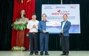 Eurowindow cùng các Hiệp hội doanh nhân ủng hộ 1 tỷ đồng cho đồng bào miền Trung