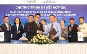 Tập đoàn Novaland và Bệnh viện Đại học Y Hà Nội hợp tác phát triển dịch vụ, cơ sở y tế tại NovaWorld Phan Thiet
