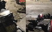 Công an truy tìm nam thanh niên bỏ trốn trong vụ tai nạn khiến 3 người trọng thương