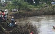 Thi thể nam sinh được tìm thấy sau 3 ngày đuối nước