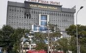 Nghệ An: Dập tắt đám cháy tại khách sạn Vinh Plaza