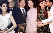 """3 người đẹp """"số hưởng"""" nhất lịch sử Hoa hậu Việt Nam: Chồng đẹp, con xinh, tài sản gây choáng ngợp"""