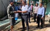 """Giám đốc Trung tâm Y tế Nam Trà My: """"Hiện trường các vụ lở đất tang thương lắm"""""""