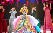 Hoàng Thuỳ Linh bị chê hát live kém trong chung kết Hoa hậu Việt Nam