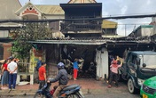 4 người say ngủ trong ngôi nhà bốc cháy dữ dội